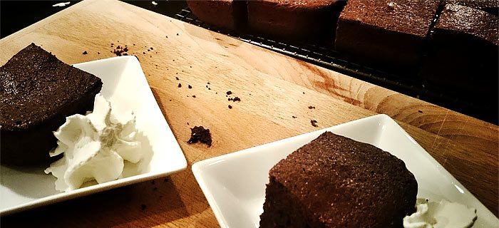 De ultieme brownie