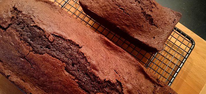 Supermakkelijke chocoladecake