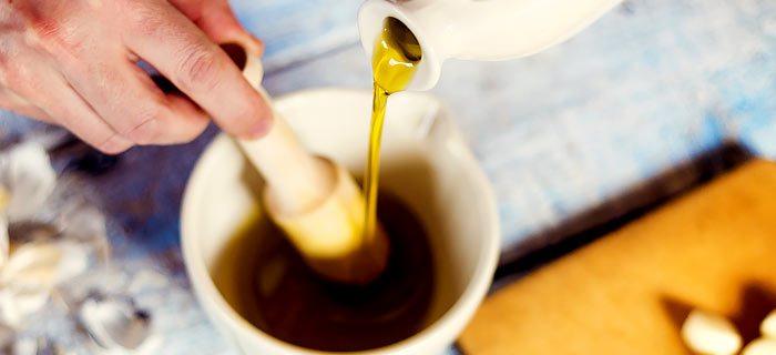 Welke olie gebruik je waarvoor in de keuken