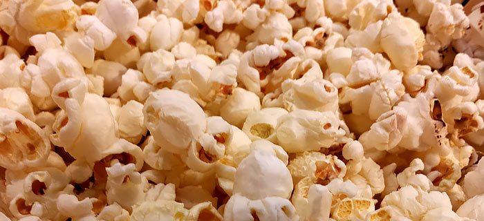 3 keer popcorn uit de pan