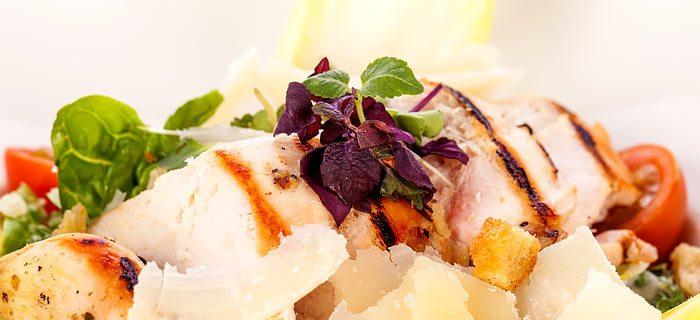 Een heerlijke Caesarsalade uit je eigen keuken