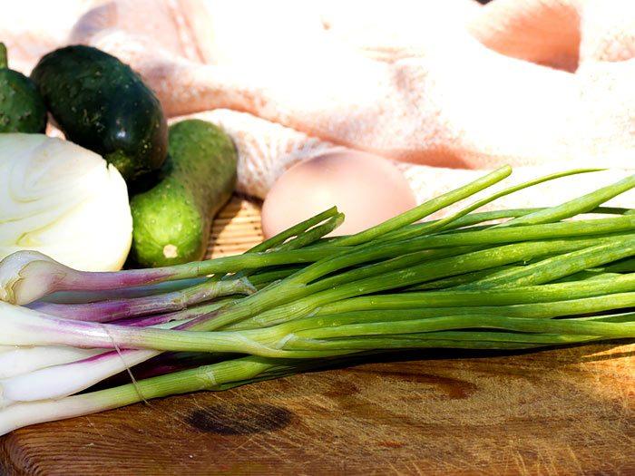 Hoe kan je het best groente bewaren