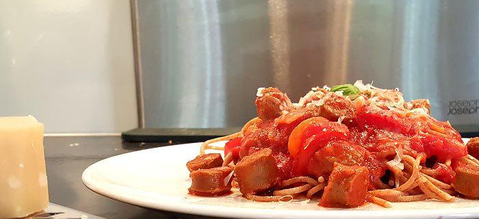 De lekkerste tomatensaus voor op je pasta
