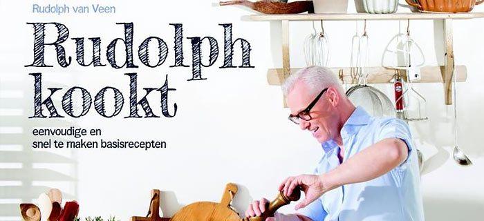 Verwonderend Rudolp kookt, Rudolph van Veen. Kookidee.nl QP-54