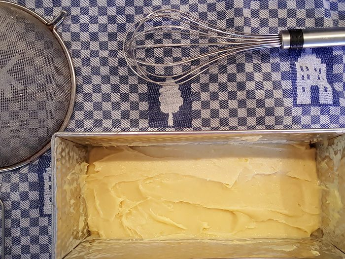 Cakevorm of cakeblik
