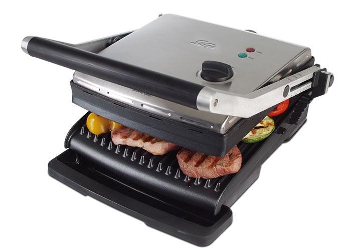 Solis Smart Grill 823