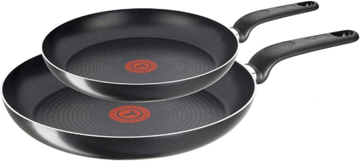 Tefal Only Cook Koekenpannenset