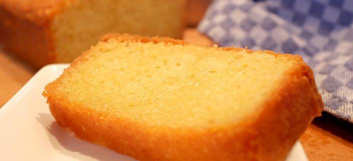 een ouderwets lekkere vanillecake. kookidee.nl