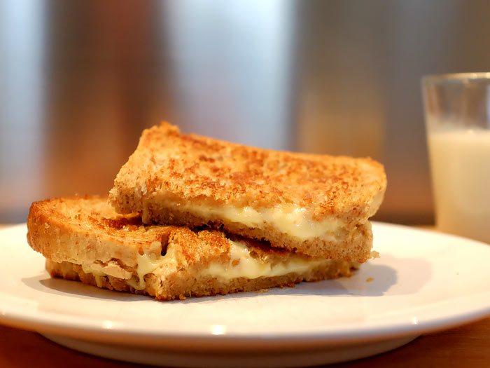 De allerlekkerste tosti uit de pan