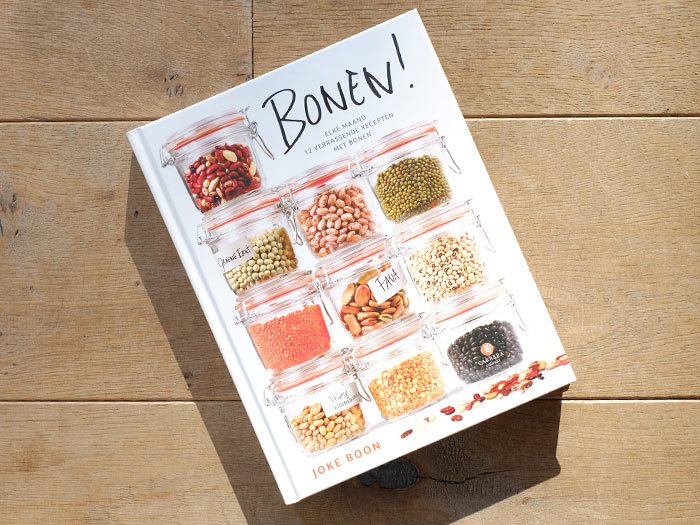 Bonen! kookboek, Joke Boon