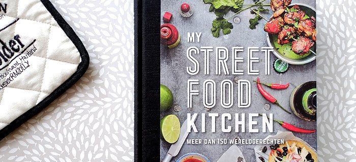 My streetfood kitchen, meer dan 150 wereldgerechten