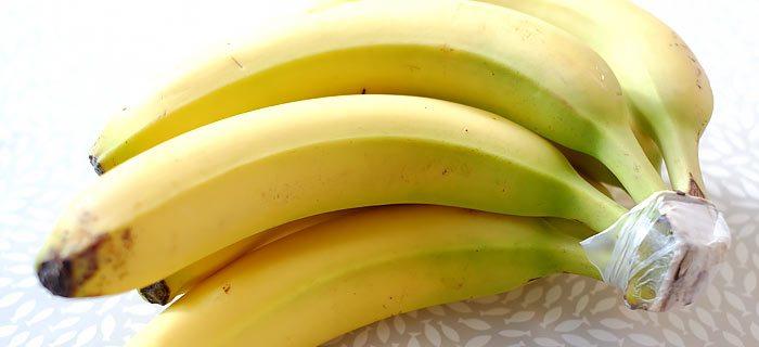 Zo blijven bananen langer goed