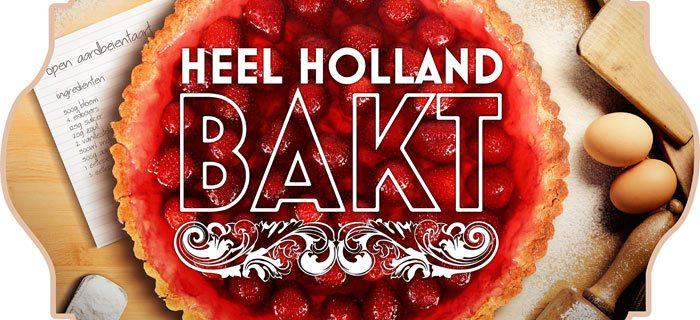 Heel Holland Bakt 2016