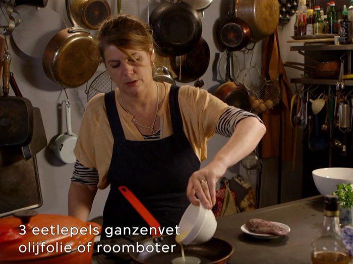 koken met van boven, een nieuw seizoen. kookidee.nl