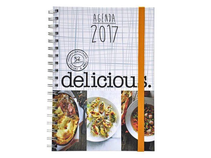 delicious. agenda 2017