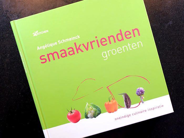 Smaakvrienden groenten, Angélique Schmeinck