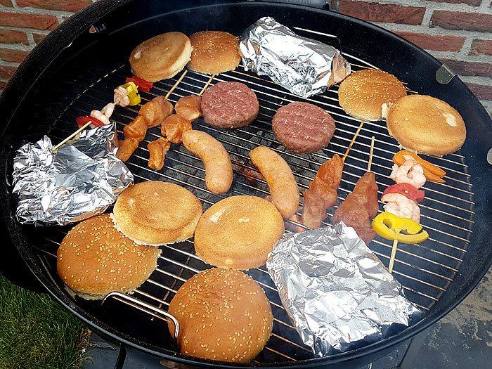 Welke barbecue kopen, grilloppervlakte