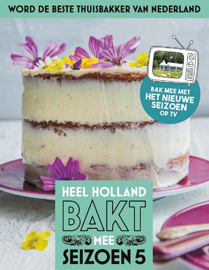 Heel Holland bakt mee, seizoen 5