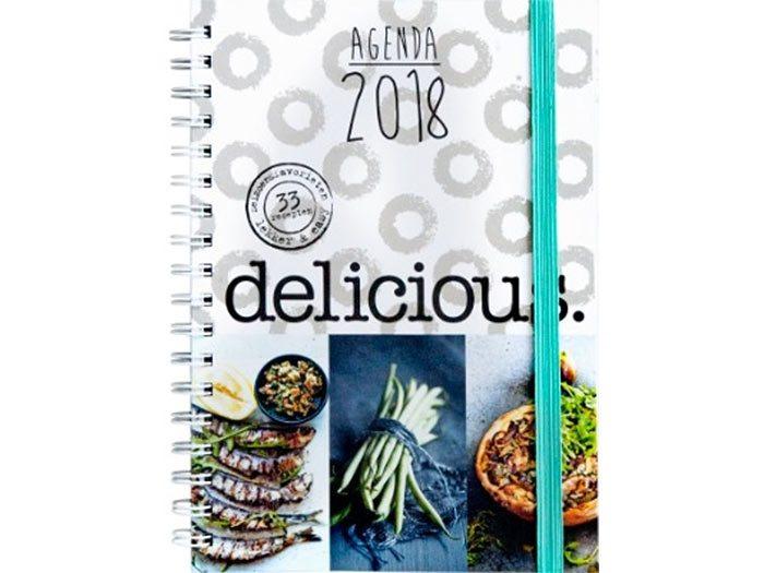 Delicious. agenda 2018
