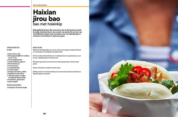 Oriental Streetfood, Julius Jaspers