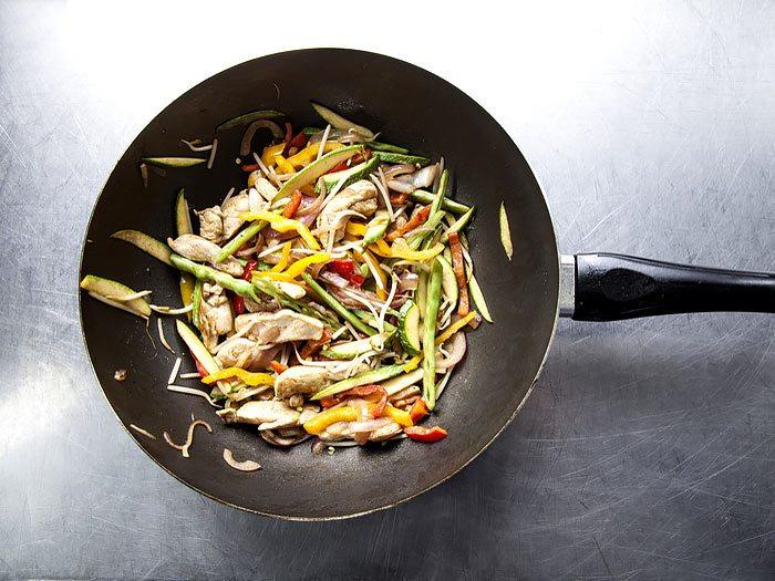 Welke wokpan moet je kopen?