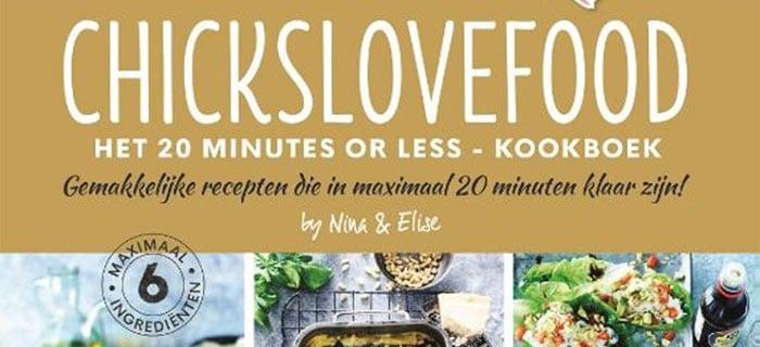 Het 20 minutes or less-kookboek, Chickslovefood