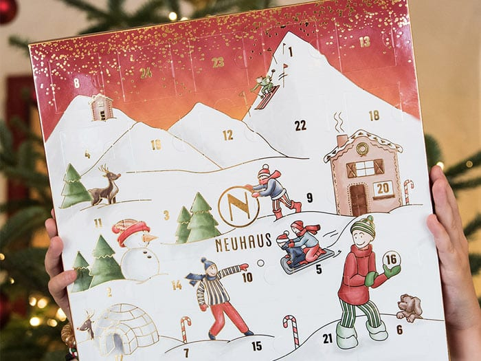 Neuhaus kids adventskalender