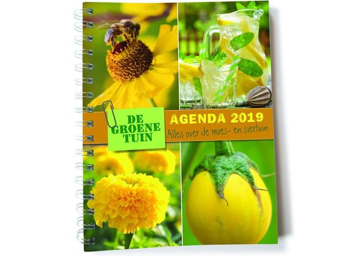 De Groene Tuin agenda 2019