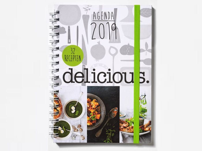 delicious. agenda 2019