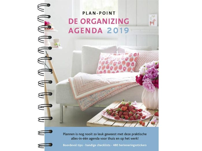 Plan-Point organizing agenda 2019