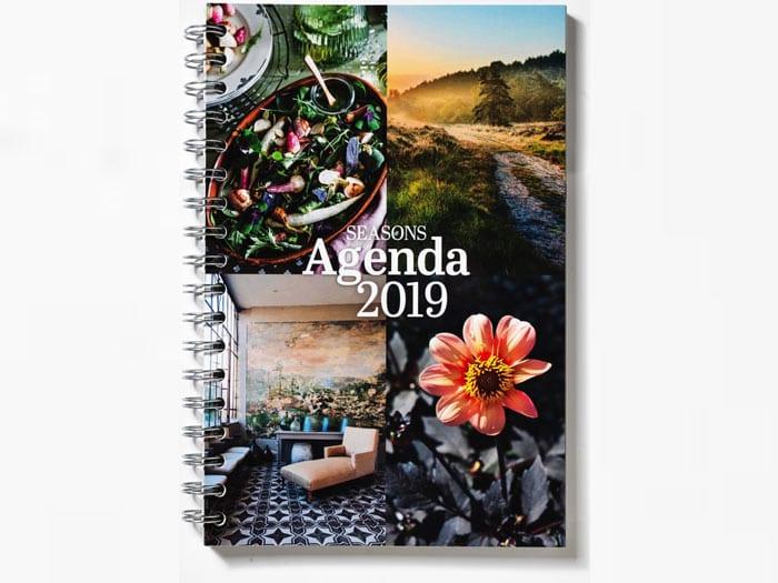 Seasons Agenda 2019