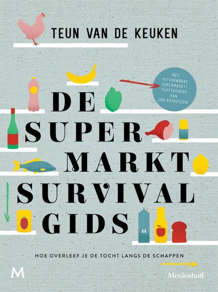 De supermarktsurvivalgids, Teun van de Keuken