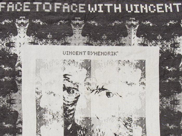 Hendrik' Theedoek Vincent van Gogh 'Face to Face'
