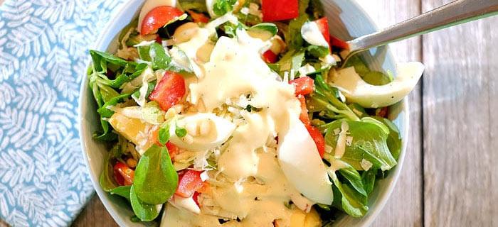 10 heerlijke salades voor zomerse dagen