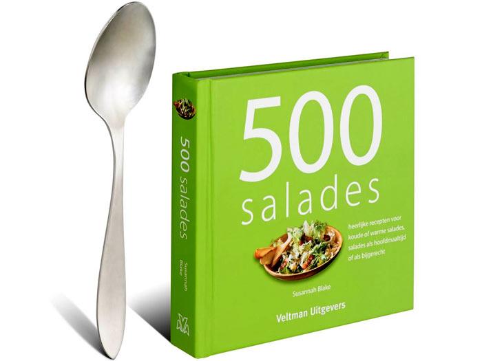 500 salades, Susannah Blake