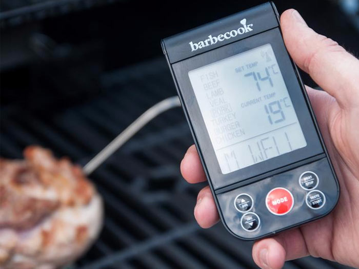 Barbecook Draadloze Thermometer