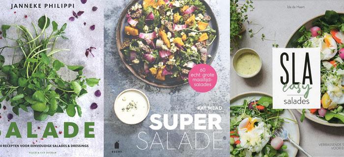 De leukste salade boeken