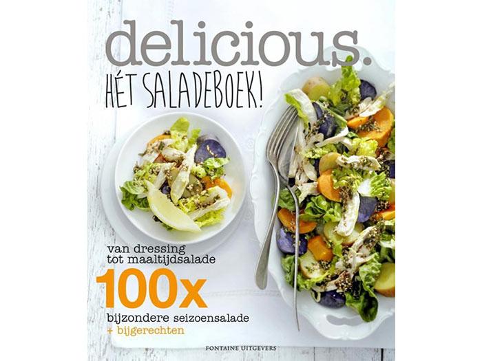 Hét saladeboek, Delicious.