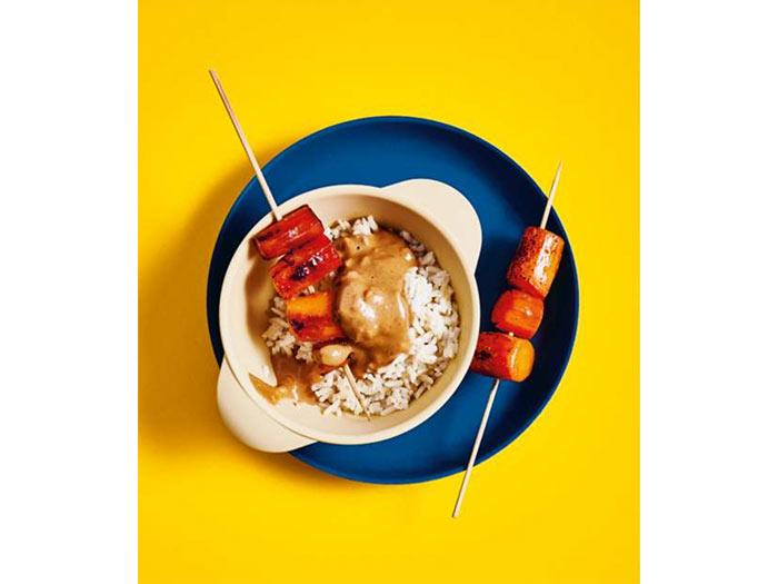 Eten met Nijntje, Dick Bruna en Samuel Levie