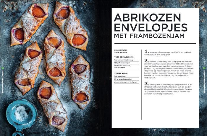 Het makkelijke bakboek, Rutger van den Broek
