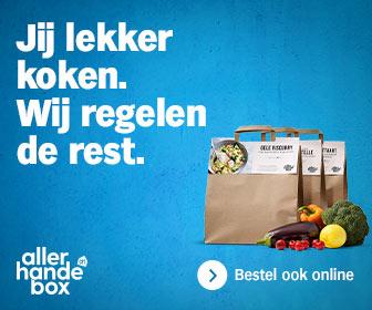 Albert Heijn Allerhande Box: jij lekker koken, wij regelen de rest