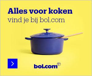 Alles voor koken vind je bij Bol.com