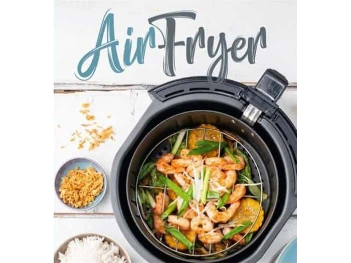Airfryer, Danny Kansen