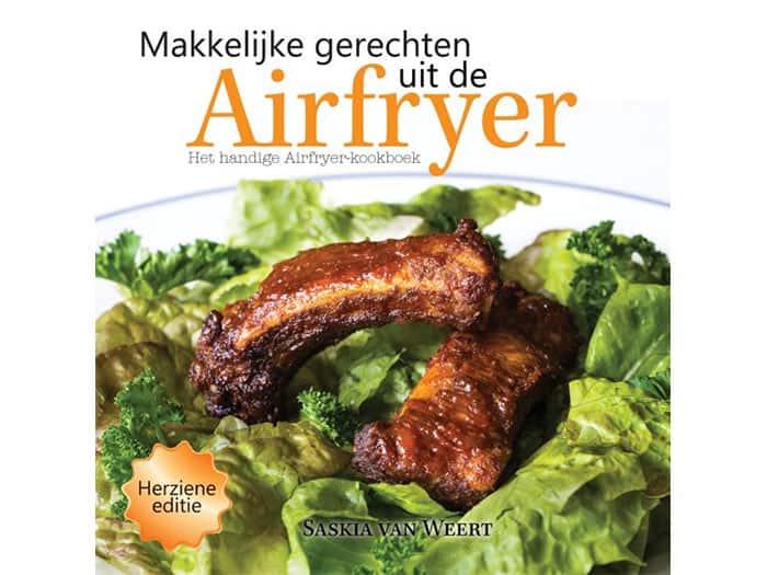 Makkelijke gerechten uit de Airfryer
