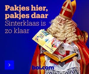 Bestel je Sinterklaascadeaus bij Bol.com