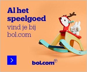 Bestel je speelgoed bij Bol.com