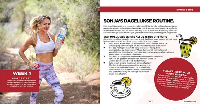 Streetfood met Sonja, Sonja Bakker