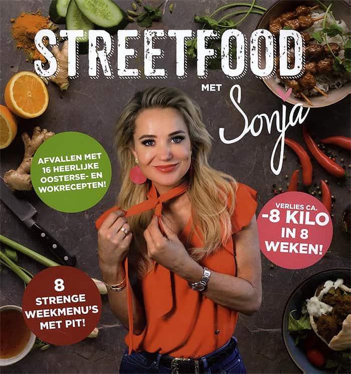 Omslag van Streetfood met Sonja